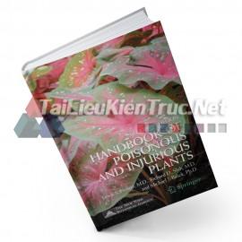 Sách Handbook Of Poisonous And Injurious Plants (Sổ Tay Về Những Loài Thực Vật Có Độc Và Gây Hại)