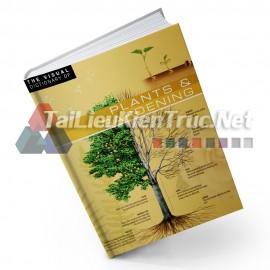 Sách The Visual Dictionary Of Plants & Gardening (Từ Điển Trực Quan Về Các Loài Thực Vật & Nghề Làm Vườn)