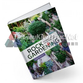Sách Rock Gardening (Làm Vườn Với Đá)