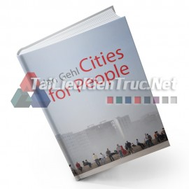 Sách Jan Gehl - Cities For People