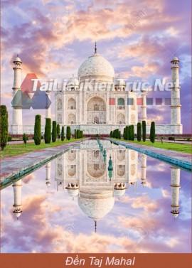 Giới thiệu về Kiến trúc Taj Mahal