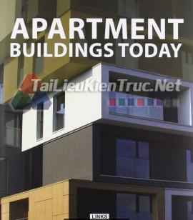 Sách kiến trúc apartment buildings today