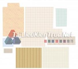 Thư viện mặt bằng Photoshop tổng hợp về Các loại đồ đạc trong nhà 060 download