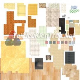Thư viện mặt bằng Photoshop tổng hợp về Các loại đồ đạc trong nhà 061 download