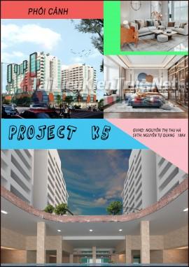 Đồ án K5 -Thiết kế chung cư Nguyễn Tự Quang