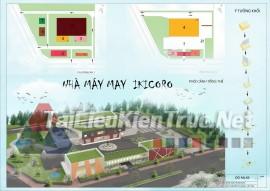 Đồ án nhà công nghiệp Thiết kế nhà máy may Nguyễn Tự Quang