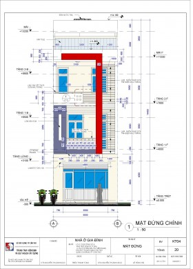 Hồ sơ thiết kế thi công Nhà làm việc kết hợp xưởng chế biến Kinh doanh than Hà Nội file Revit