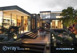 Vray 2.0 dành cho Sketchup 2014