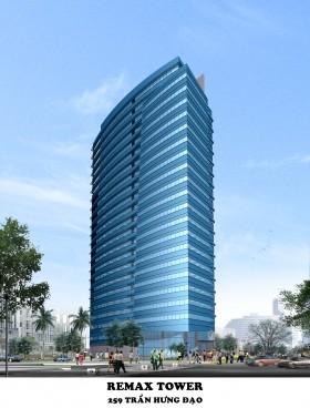Hồ sơ thiết kế Công trình REMAX TOWER 259 Trần Hưng Đạo